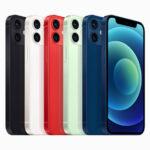 All iPhone mini 12 colors